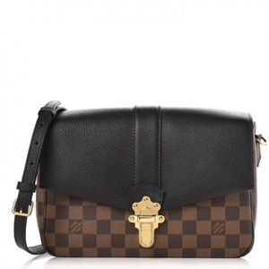 Louis Vuitton Clapton Damier Purse